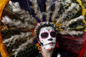 Dia De Los Muertos Costumes Dia De Los Muertos 2016 What To Know On The Day Of The Dead