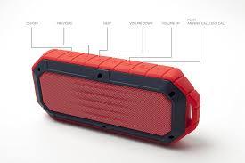 amazon com ijoy beach bomb ip66 waterproof shockproof portable