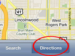 map search directions how to get walking directions with the iphone maps app dummies