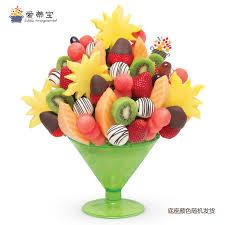 edible fruit bouquets pedicle treasure edible happy hour fruit bouquet ideas fruit flowers