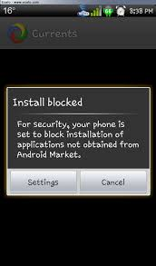 parse error while installing apk file error installing apk files