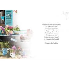 mum 70th birthday card karenza paperie