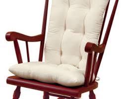 Rocking Chair With Cushions Smartness Rocking Chair Cushion Living Room