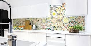 papier peint de cuisine papier peint lessivable cuisine pour vintage newsindo co