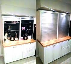 Kitchen Cabinet Roller Shutter Doors Kitchen Rolling Cabinet Kitchen Cabinet Roller Shutter