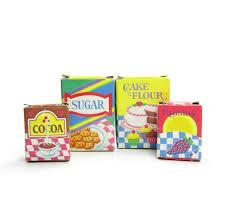Toy Kitchen Set Food Mix U0026 Wash Playset Vintage Cherry Merry Muffin Kitchen Toys