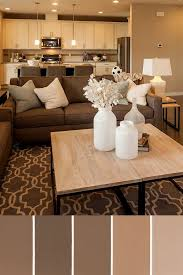 Living Room Colors That Go With Brown Furniture What Color Walls Go With Brown Furniture Living Room Schemes