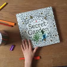 secret garden an intricate colouring book babyccino kids daily