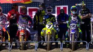 pro motocross live lucas oil pro motocross 2016 spring creek 450 moto 2 youtube