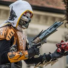 destiny costume fred props just make it