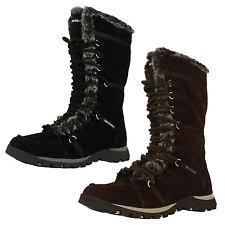 ebay womens leather boots size 9 skechers s and winter boots ebay