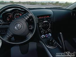 2005 mazda rx 8 interior car pictures