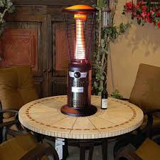 patio heater lamp table top heat lamp images coffee table design ideas