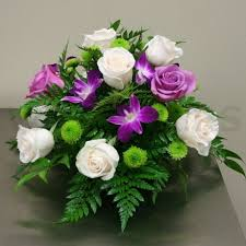 wedding flowers ottawa wedding centerpiece with fuchsia orchids w flowers ottawa