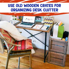 Desk Organization Ideas Diy Desk Organization Simple Tips Diy Ideas For Your Home Office