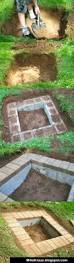 How To Build A Square Brick Fire Pit - how to build a fire pit porch learning and room