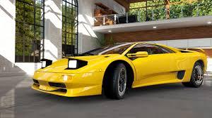 fastest lamborghini ever made forza motorsport 5 cars