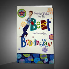 handmade birthday cards for brother in law home design ideas