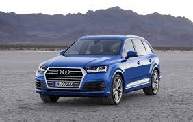 heavenly rides 2016 audi q7 arrival marks intro of 23 speaker 3d