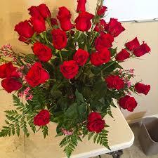 2 dozen roses roses roses roses 2 dozen the flower truck