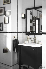 Black And White Home 42 Best Black U0026 White Inspiration Images On Pinterest Bathroom
