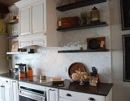 white kitchen cabinets with hexagon backsplash kitchen tile studio tile