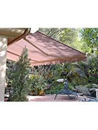 Outside Patio Covers by Patio Awnings Amazon Com