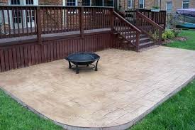 Cement Patio Designs Cement Designs Patio Mbtshoeswomen Us