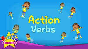 kids vocabulary action verbs action words learn english for