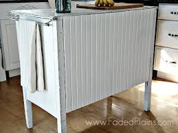 Dresser Kitchen Island - the twice remembered cottage a cottage transformation journey