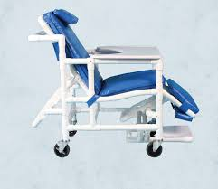 care products inc 900 u2013 reclining shower chair