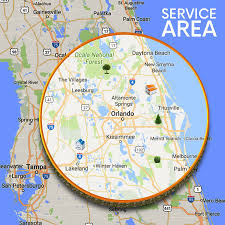 Central Florida Map Roofing Contractor General Contractor State Certified Bbb A