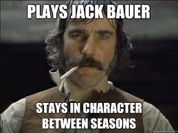 Jack Bauer Meme - plays jack bauer stays in character between seasons overly