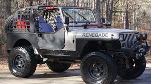 jeep kaiser custom 1995 jeep wrangler custom l34 kissimmee 2017
