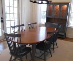 ethan allen country colors dining room set ebay