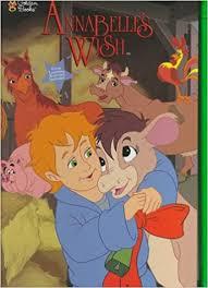annabelle s wish dvd annabelle s wish my favorite sound story alan nowell