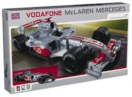 lego mclaren mega bloks mclaren f1 racer amazon co uk toys u0026 games