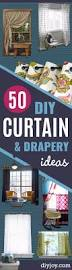 50 diy curtains and drapery ideas diy joy