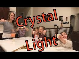 Is Crystal Light Good For You Crystal Light Pink Lemonade Is It A Healthy Drink Youtube