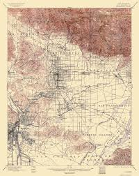 map of pasadena ca map of sierra madre michelin sierra madre map