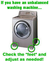 Bosch Laundry Pedestal How To Fix And Stabilize An Unbalanced Washing Machine