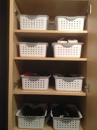 Laundry Room Storage Bins by Laundry Room Mudroom Simply B Organized