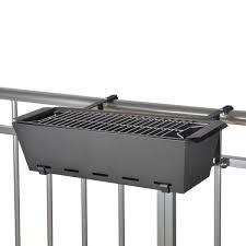 balkon grill gas bruce handrail bbq shop connox