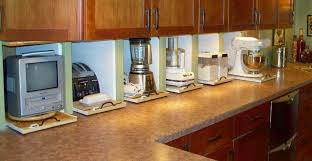 kitchen appliance storage ideas 20 organization kitchen appliances and kitchen storage ideas 2847