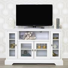 family 303398158 white entertainment center hd52c32wh the home depot