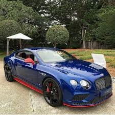 bentley coupe blue 4 485 likes 28 comments muscle u2022 exotics u2022 bikes