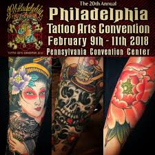 i will be attending the villainarts philadelphia tattoo