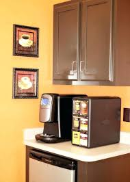 under cabinet coffee maker rv under the cabinet coffee makers top space saver coffee maker cabinet