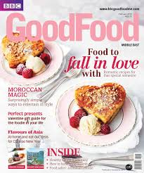 bbc good food middle east magazine february 2013 by bbc good