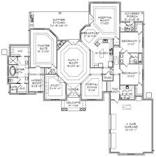 three bedroom house plan house plans 3 bedroom house plans with safe room prairie style